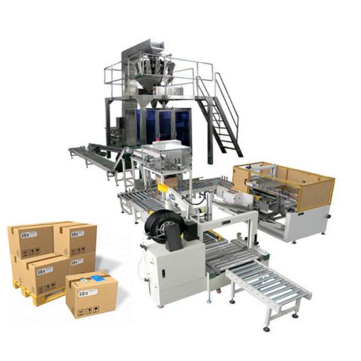 carton packing machines
