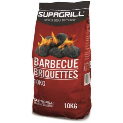 Briquettes gusset bag