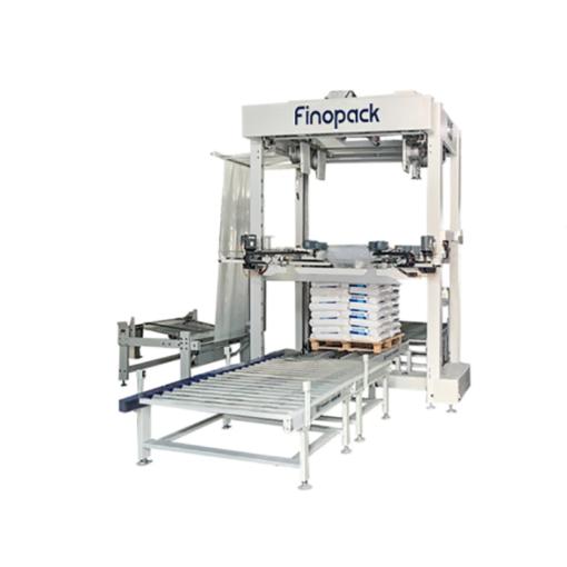 Full-automatic Stretch Hood Machine
