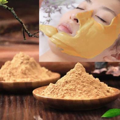 facial mask powder packaging