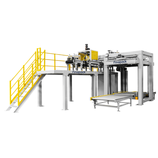 Full-automatic High-level Palletizer Production Line