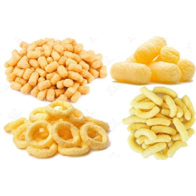 puffed food packaging