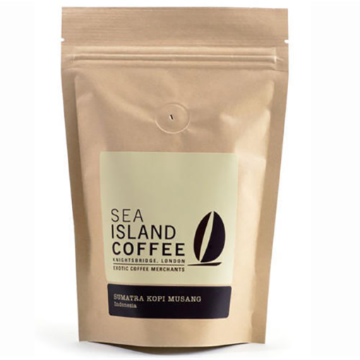 coffee bean packaging