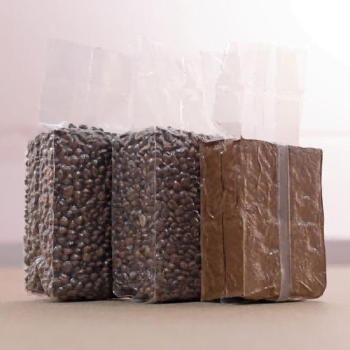 vacuum seal coffee bags