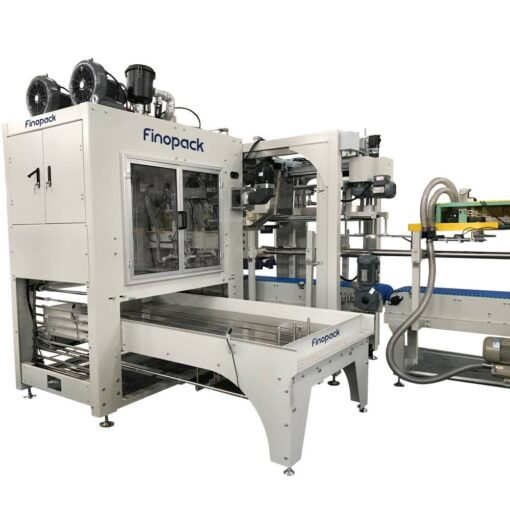 open mouth bagging machine