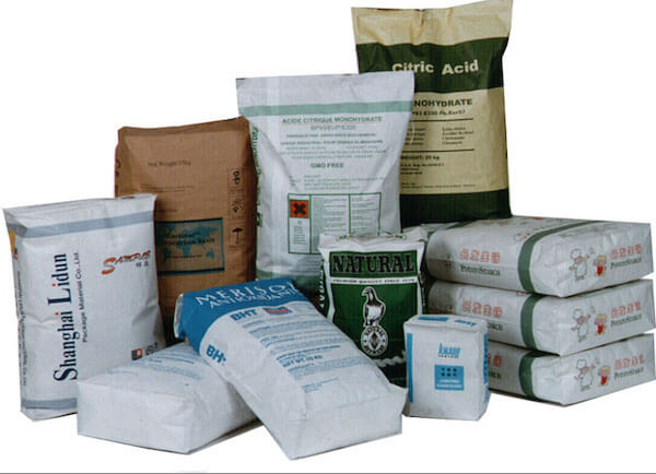 chemical products package